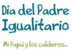 cartel del día del padre igualitario